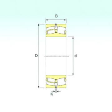 Spherical Roller Bearings 21315 ISB