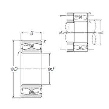 Spherical Roller Bearings 230/850B NTN