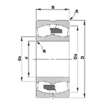 Spherical Roller Bearings 230/560YMB Timken