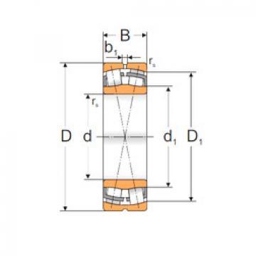 Spherical Roller Bearings 22218 W33 MPZ