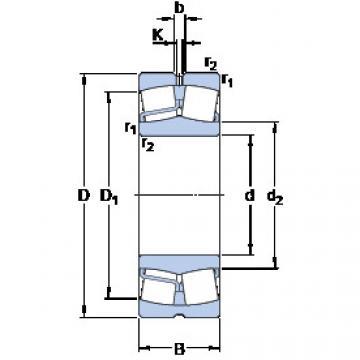 Spherical Roller Bearings 22318 EJA/VA405 SKF