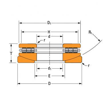 TPS thrust cylindrical roller bearing 100TPS145