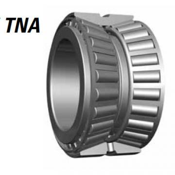TNA Series Tapered Roller Bearings double-row NA44163 44363D