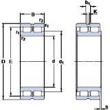 Cylindrical Bearing NNCL 4918 CV SKF