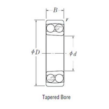 Self-Aligning Ball Bearings 2305 K NSK