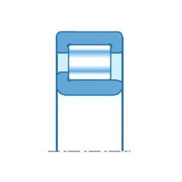 Cylindrical Bearing NJ407 NTN-SNR