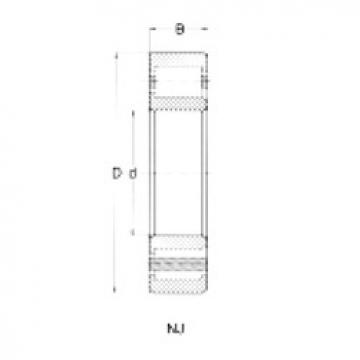 Cylindrical Bearing NJ319 CRAFT