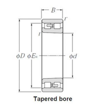 Cylindrical Bearing NN3015K NTN