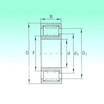 cylindrical bearing nomenclature ZSL192324 NBS