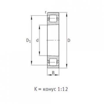 Spherical Roller Bearings 20207-K-TVP-C3 FAG
