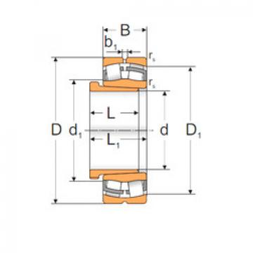 Spherical Roller Bearings 22314 KW33+AH2314X MPZ
