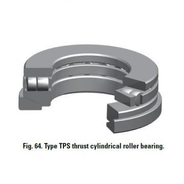 TPS thrust cylindrical roller bearing 30TPS107