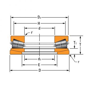TTHDFLSA THRUST TAPERED ROLLER BEARINGS A–5934–B