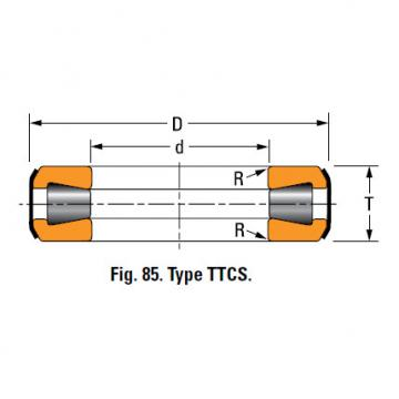 TYPES TTC, TTCS AND TTCL  TAPERED ROLLER BEARINGS T177A