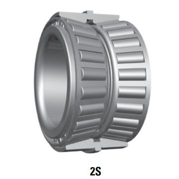 Tapered Roller Bearings double-row Spacer assemblies JHM807045 JHM807012 HM807045XS HM807012ES K518781R