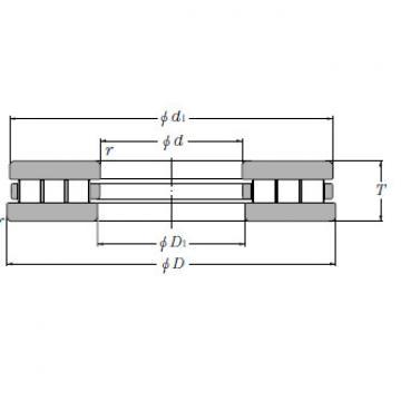 Thrust Bearings Assembly CRTD11002