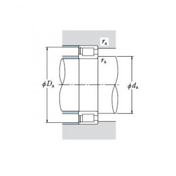 FULL-COMPLEMENT CYLINDRICAL ROLLER BEARINGS JAPAN NNCF4972V
