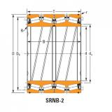 Timken Sealed roll neck Bearings Bore seal 237 O-ring